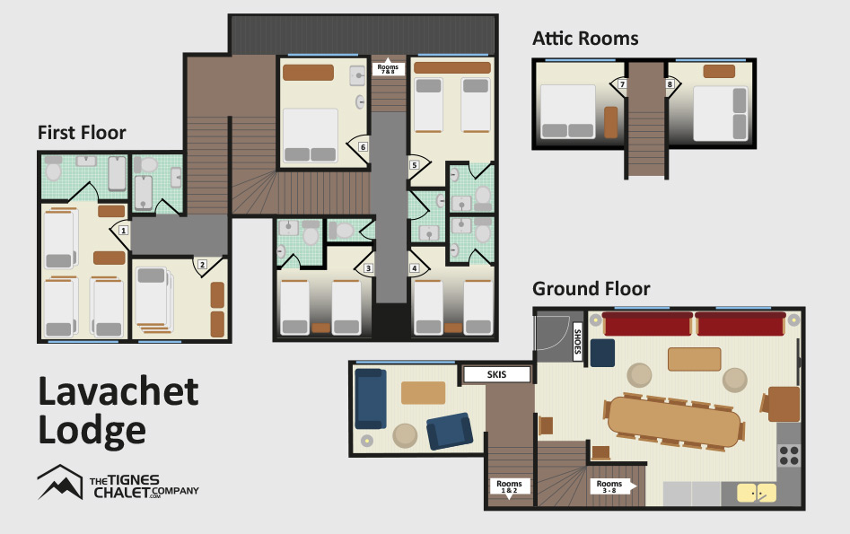 Floor Plan Of A Hostel Trend Home Design And Decor